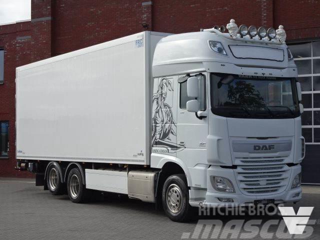 DAF XF510 Frigo 6x2 - Carrier frigo - Loadlift - Retar