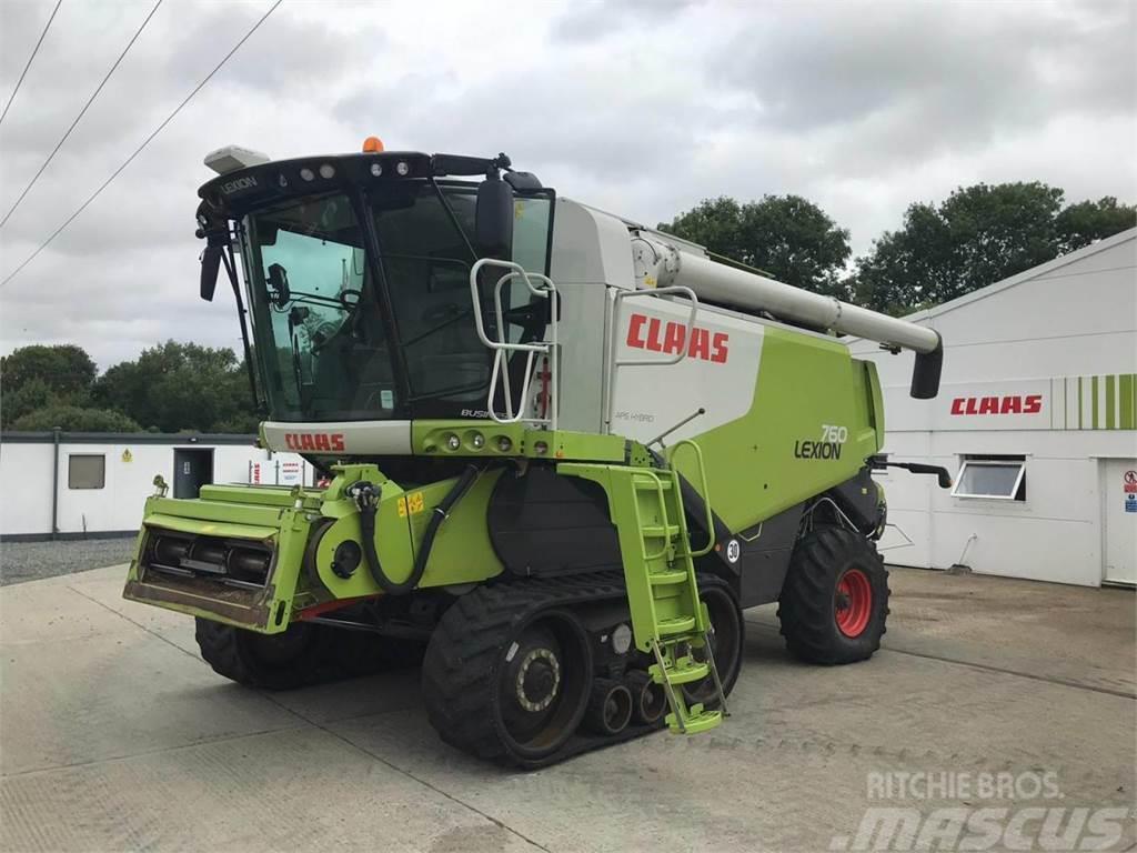 CLAAS LEXION 760 TT
