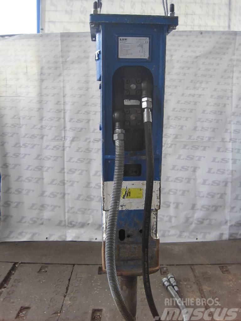 LST XB 550 Hydraulikhammer