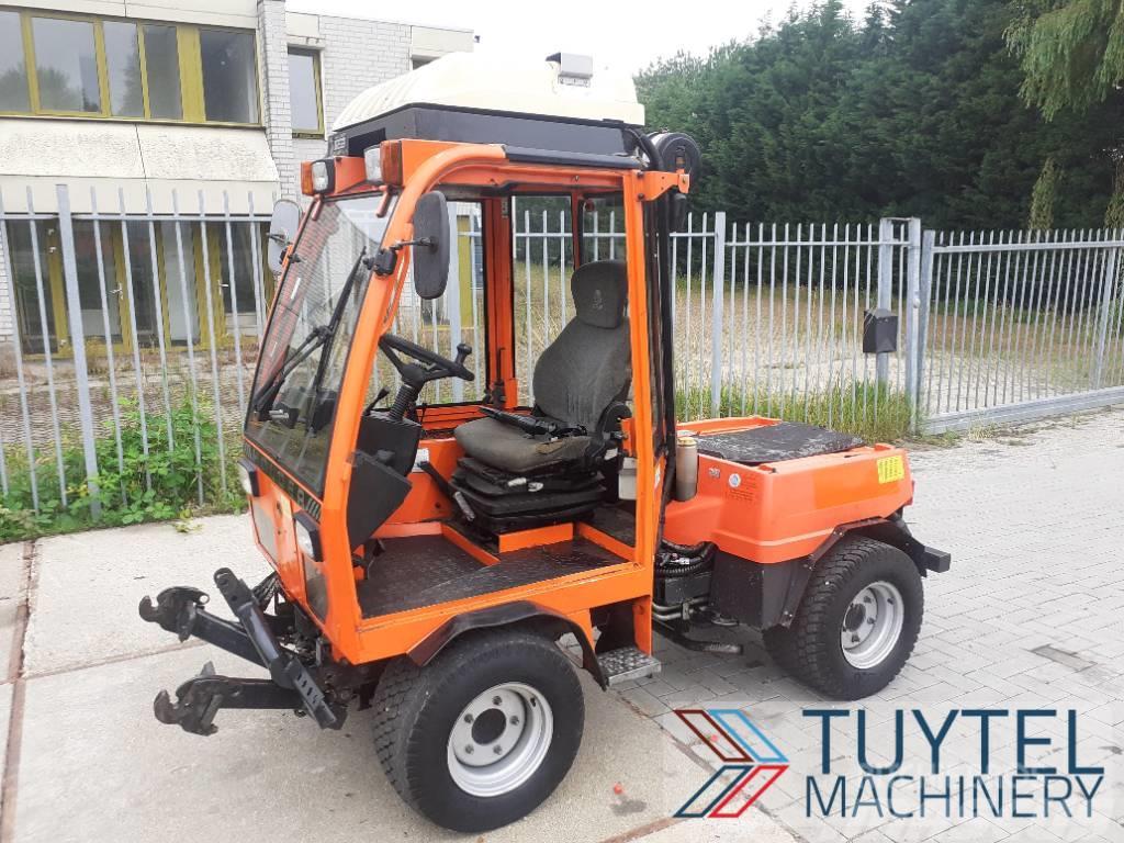 Holder C 240 werktuigdrager compact tractor multi park