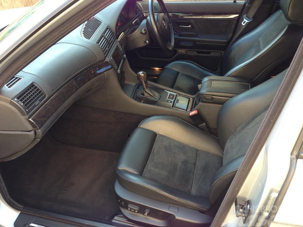 BMW GH-GG35, 2001, Personbilar