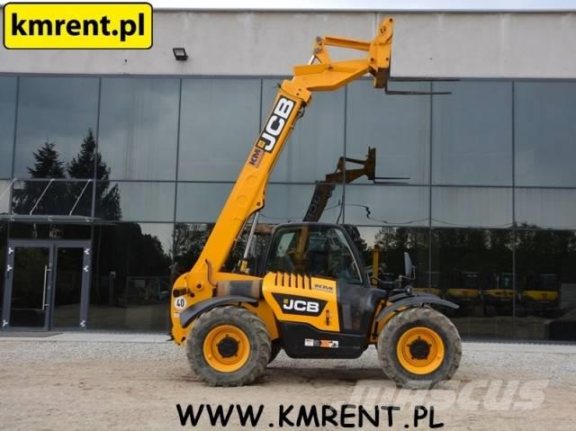 JCB 531-70 536-70 535-95 MANITOU 932 625 CAT TH 336 40