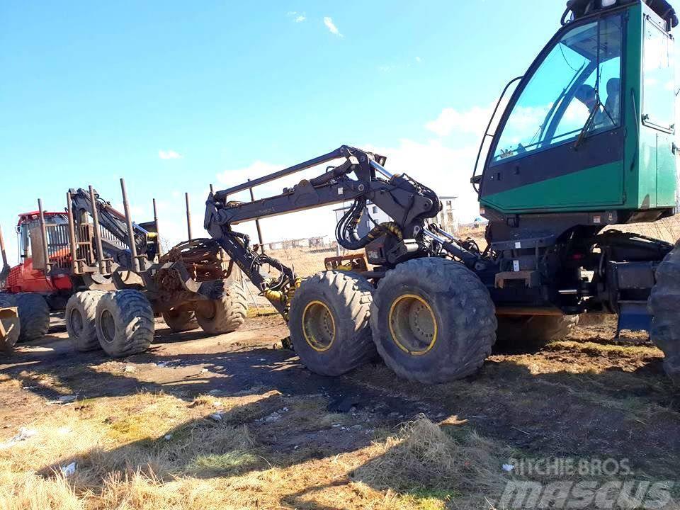 Timberjack 1470D Harvester