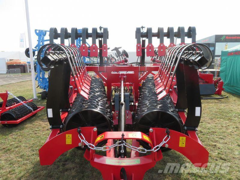 Agro-Factory Cambridge roller 6,3m/Walze/Rodillo/Wał