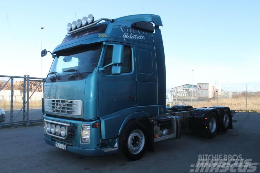 Volvo FH-480 6X2 Euro 5
