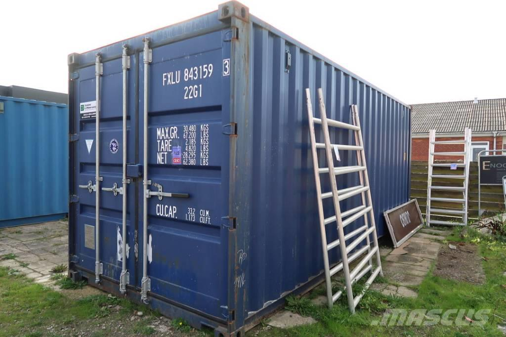[Other] Container 20 fod
