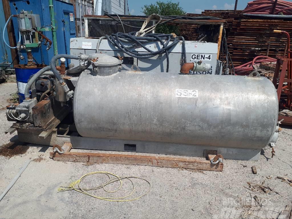 [Other] KeeVac 600USG Slide in Vacuum Tank