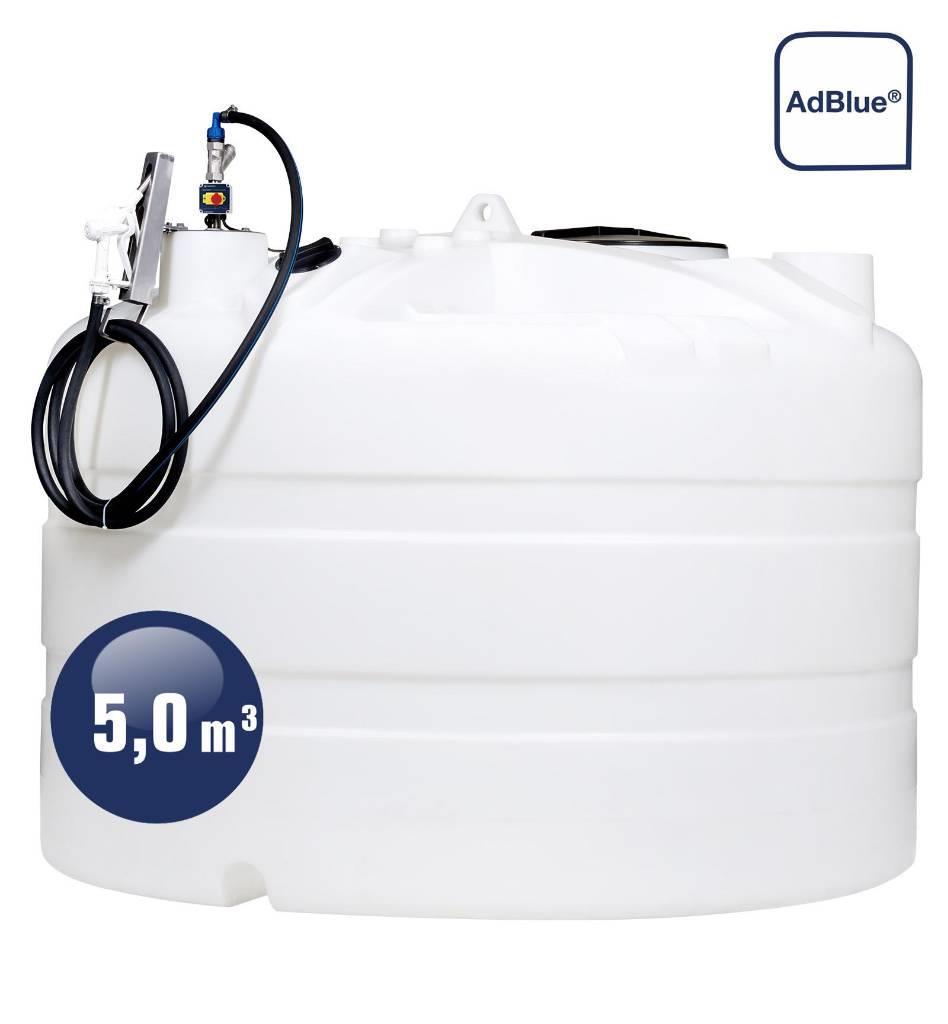 Swimer Tank Blue 5000 Eco-line Basic Jednopłaszczowy