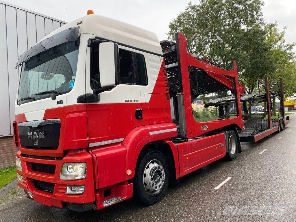 MAN TGS 18.440 EEV 4X2 + ROLFO 2 AS AANHANGWAGEN