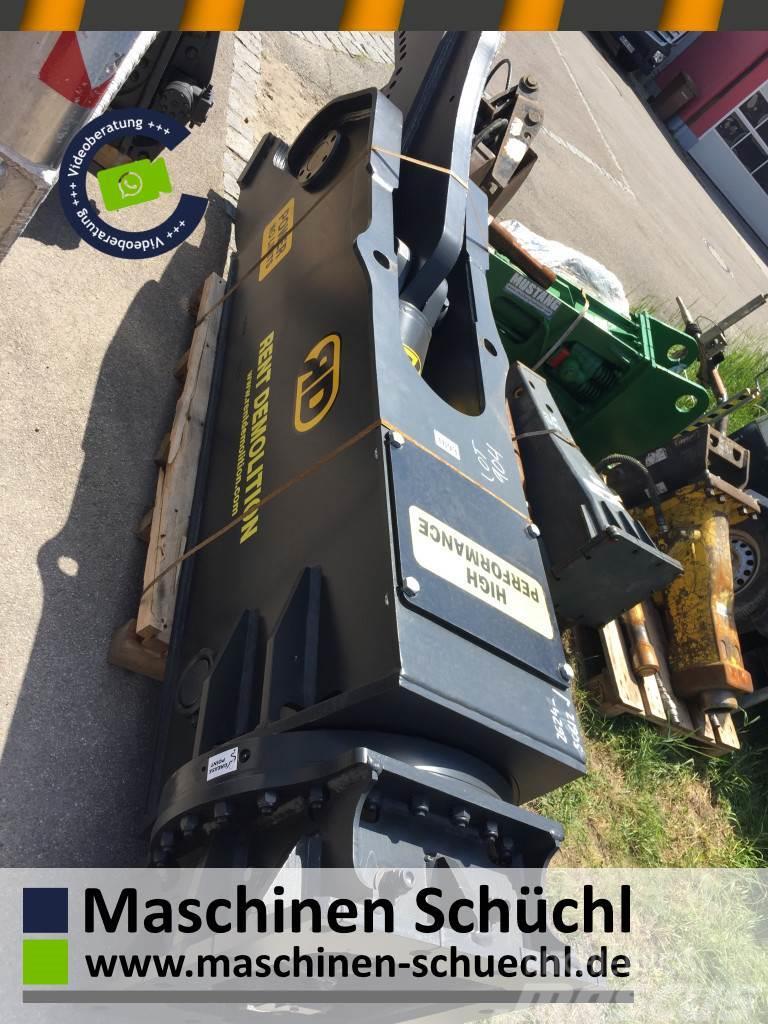 Rent Demolition RD RS 25 Schrottschere 25-35 to Ba