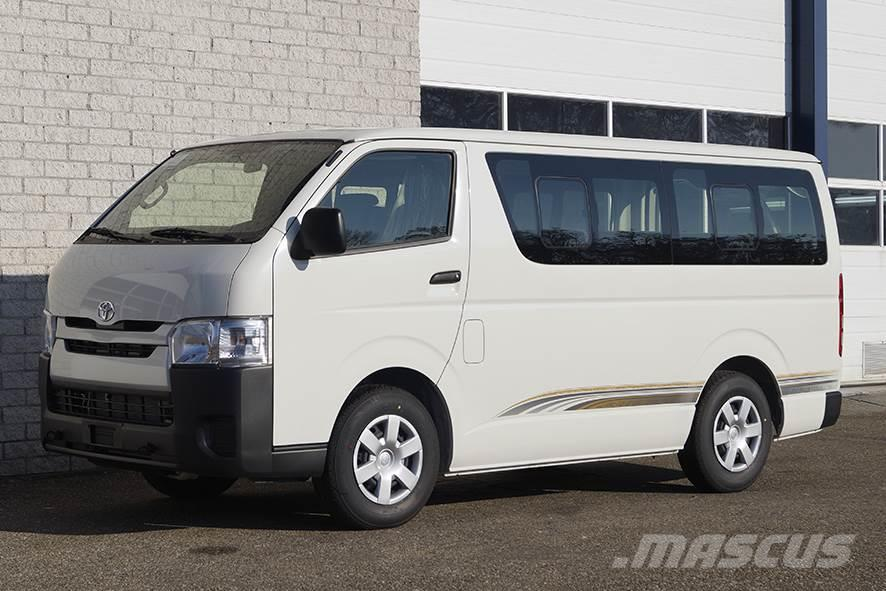 Toyota HIACE 15S STD ROOF MINI BUS (2 units)
