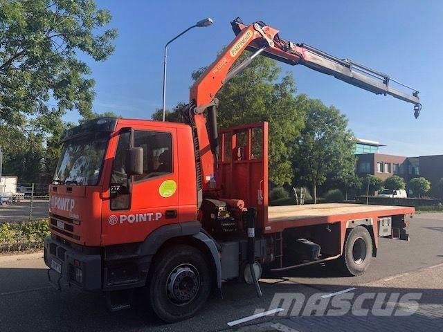 Iveco 190E27 FULL STEELSPRING AN MANUEL GEARBOX
