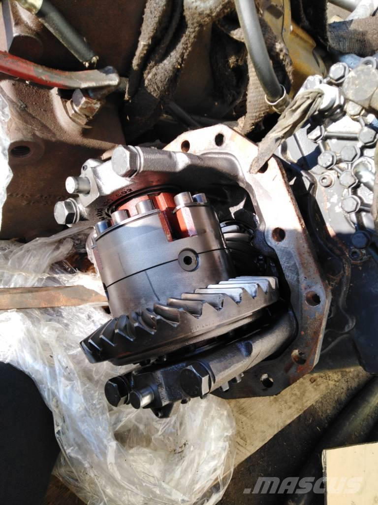 ZF 14:35 Differential Διαφορικό