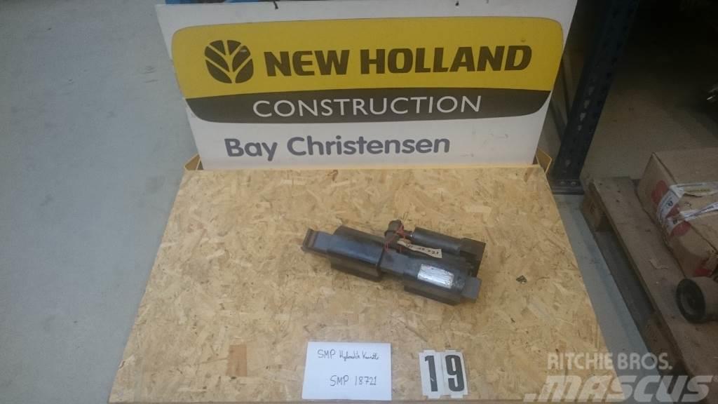 SMP Hydraulik kasette