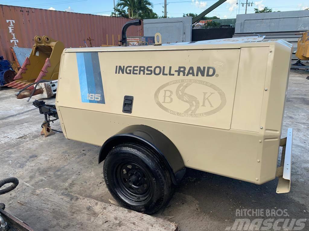 Ingersoll Rand 185 CFM