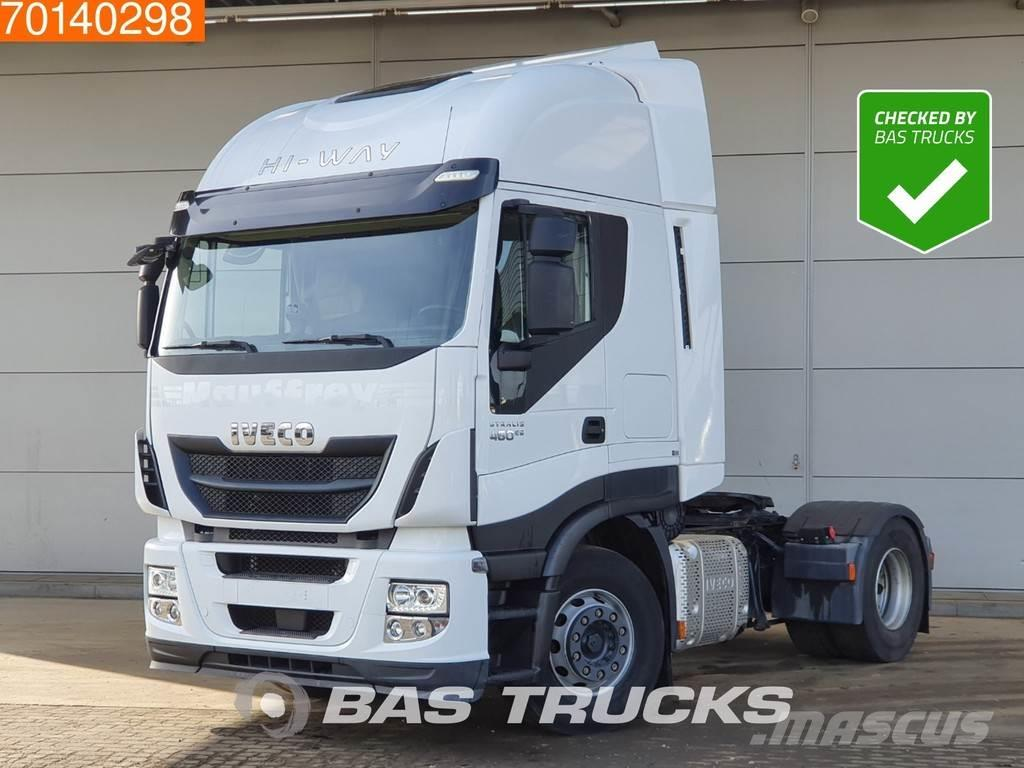 Iveco Stralis Hi-Way AS440S46 4X2 C35-VIN NO-EU / Export