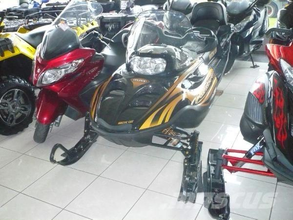 Arctic Cat Pantera 550 Luxury Touring 2004