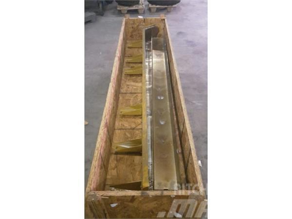 Caterpillar 2904029 2708401 Shield AS