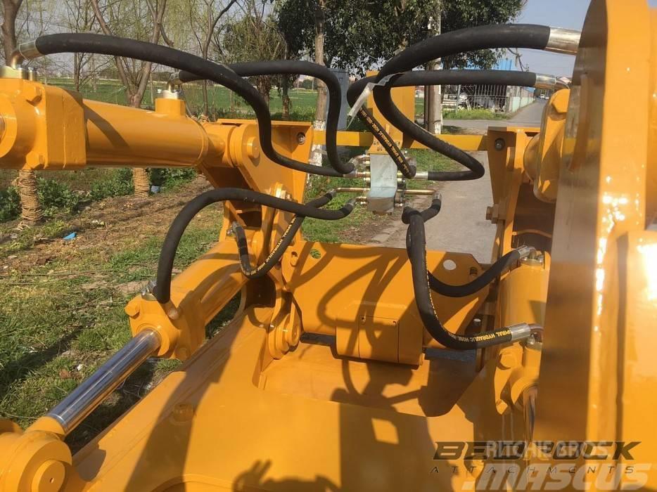 Bedrock 4BBL MS Ripper for CAT D7H Bulldozer - Scarifiers