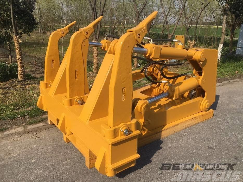 Bedrock 4BBL MS Ripper for CAT D7H Bulldozer