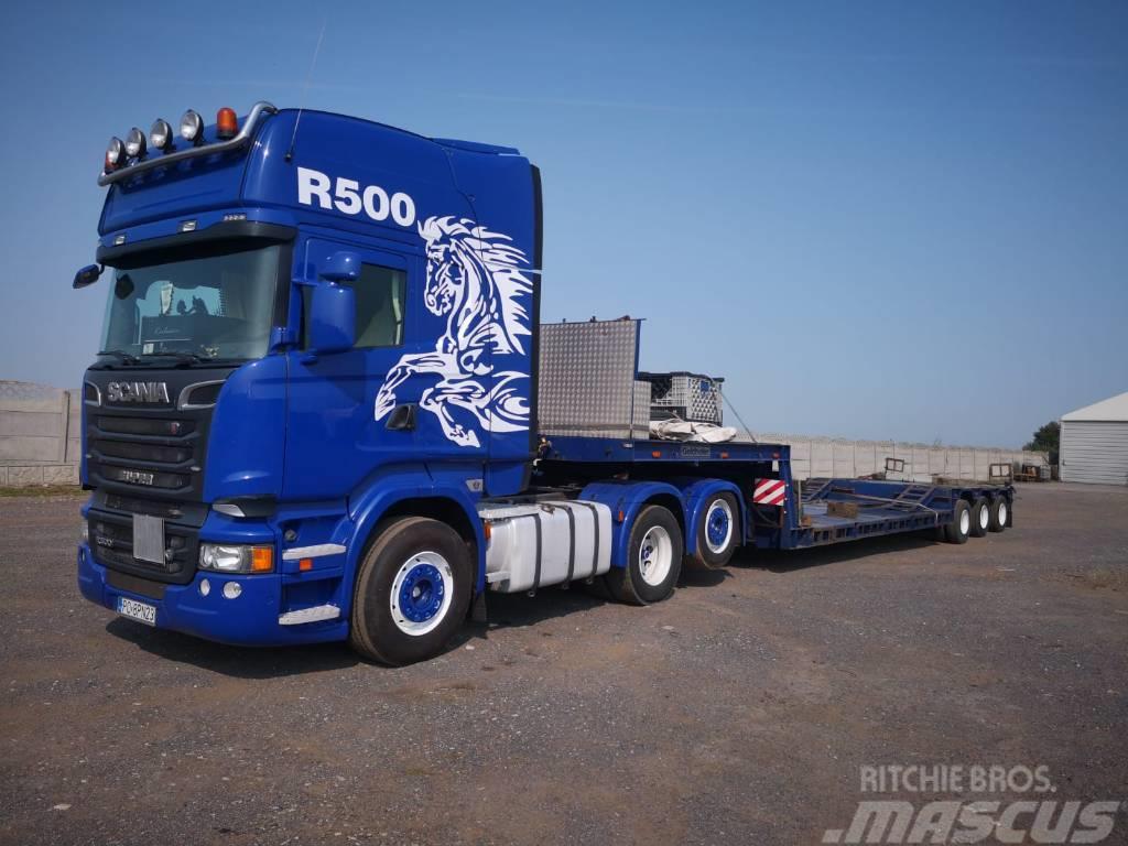 Scania R500 V8 6x2 euro 5