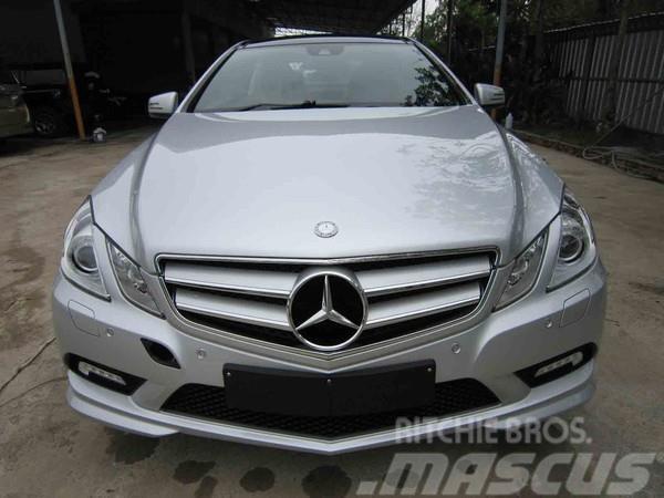 Mercedes-Benz E250 CGI COUPE