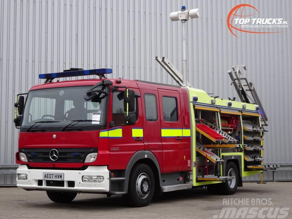 Mercedes-Benz Atego 1325 RHD - Crewcab, Doppelcabine - 1.400 ltr