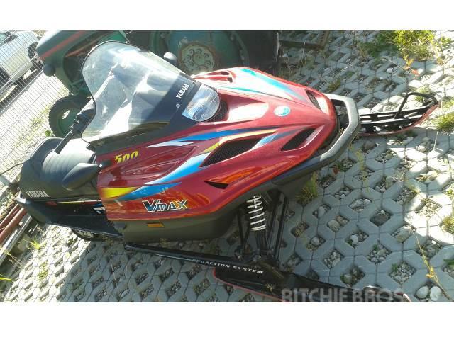 Yamaha VMAX 500