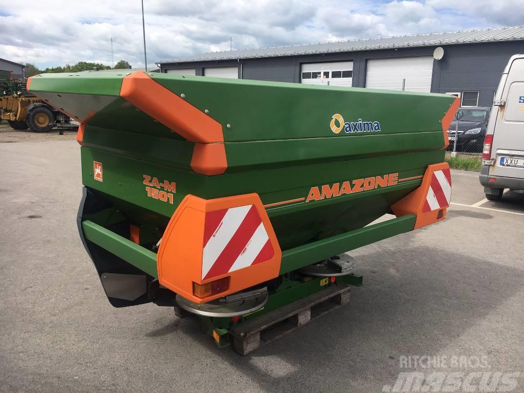Amazone ZA-M 1501 Profis Hydro