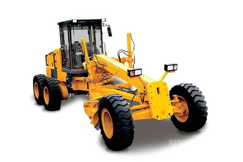 Sino Plant Motor Grader 6x4 Incl. Ripper