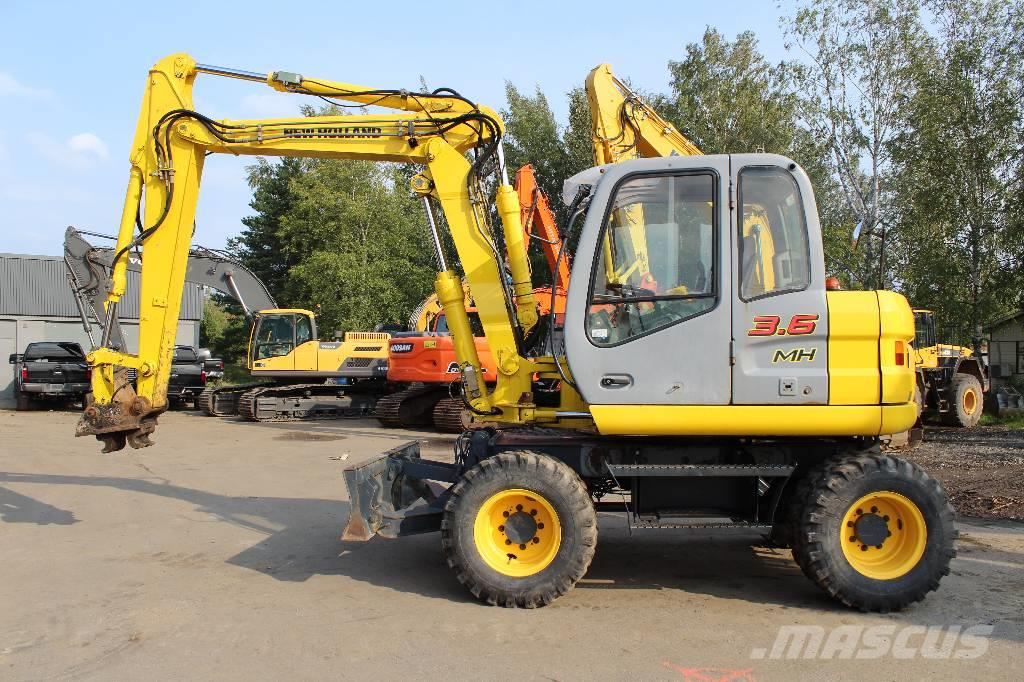 New Holland MH 3.6
