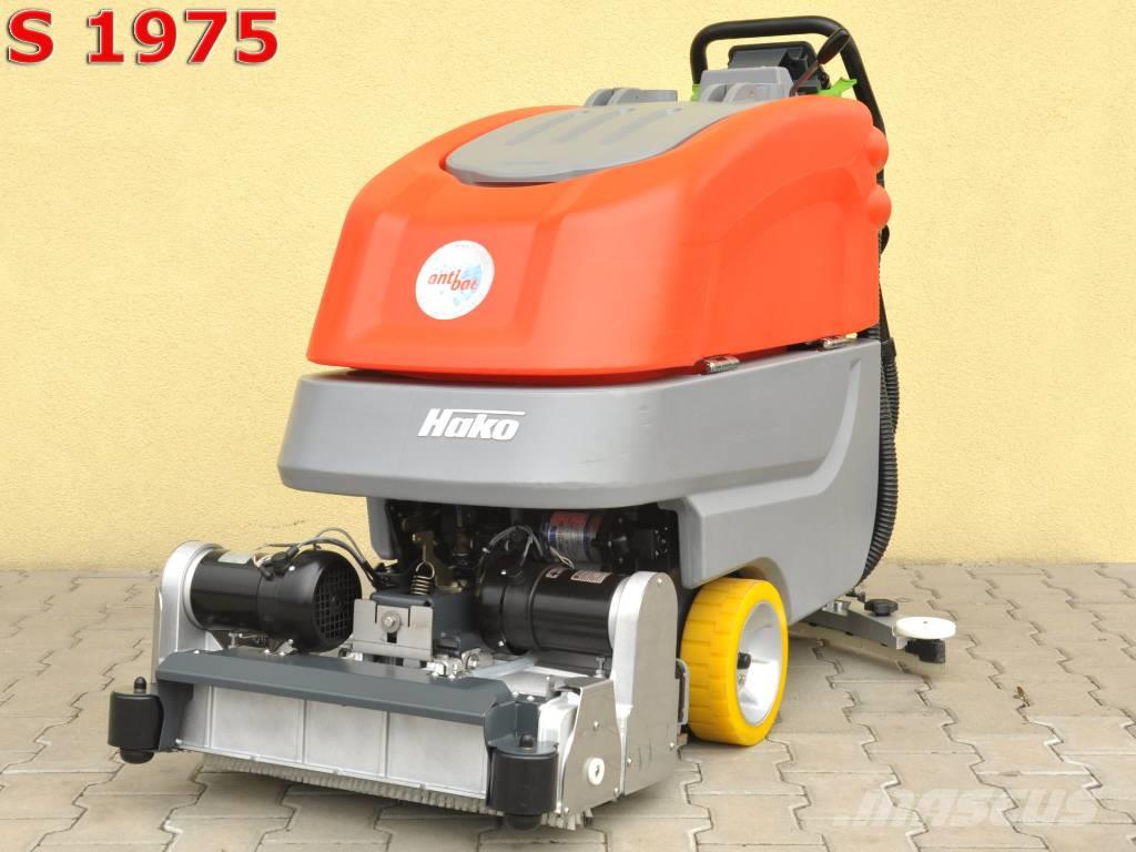 [Other] Scrubber dryer HAKO B70 CL WB