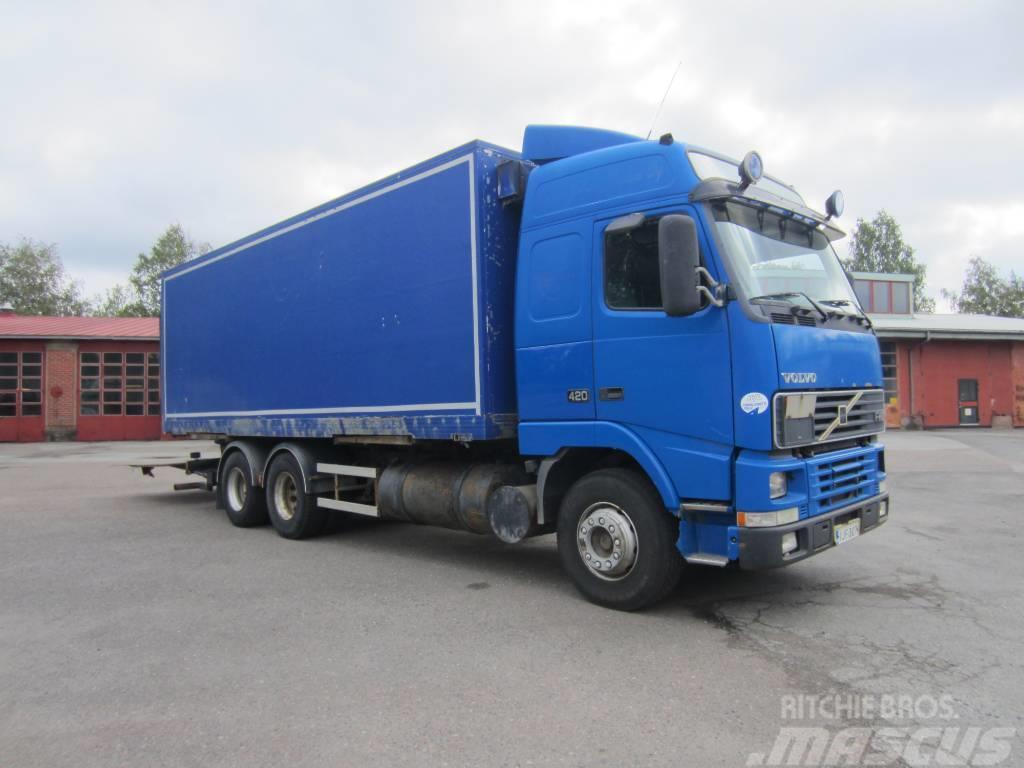 Volvo FH 12  6X2 4900