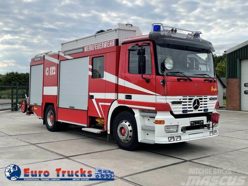Mercedes-Benz Actros 1835 L/11000 km   /NEW PUMP