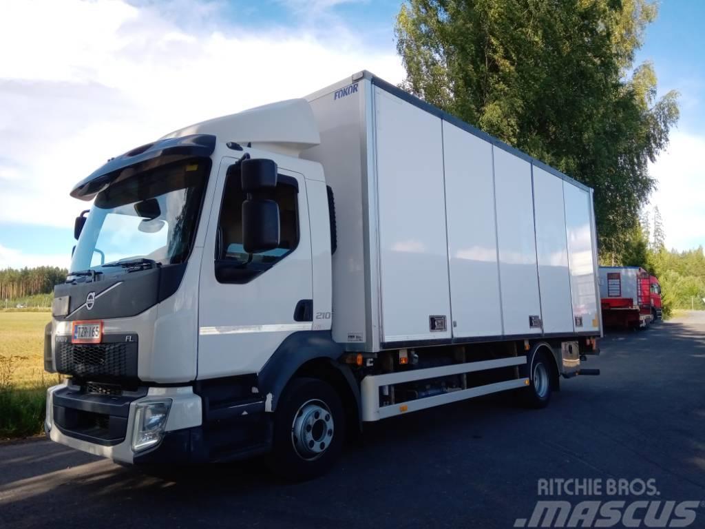 Volvo FL210 4x2 ksa kori+pl