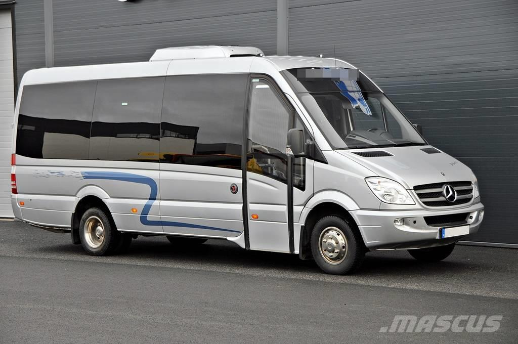 Used mercedes benz sprinter 516cdi tourist 19 seats for Mercedes benz sprinter service locations