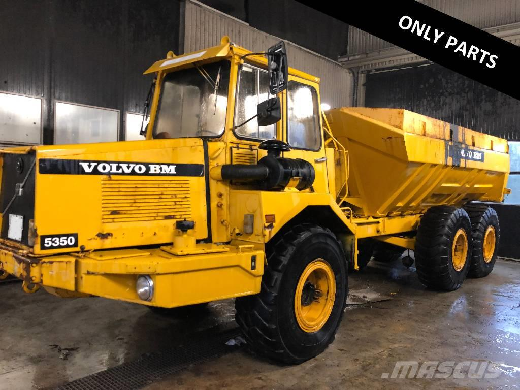 Volvo BM 5350 Dismantled: only spare parts