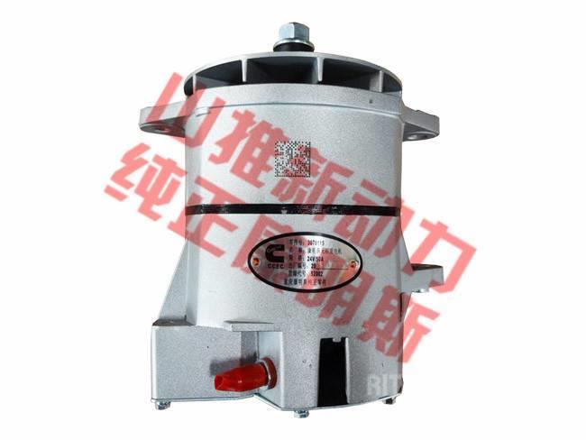 Cummins brushless generator nt855 k19 4b 6b 6c, 2015, Motorer