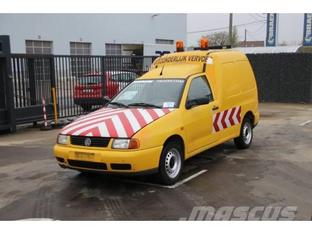 Volkswagen Caddy 1.9 SDI