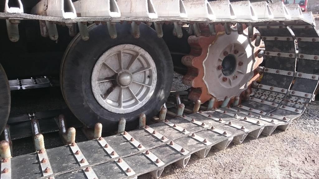 Rolba Ratrac Turbotrac Pièces Spare parts Ersatzteile RO