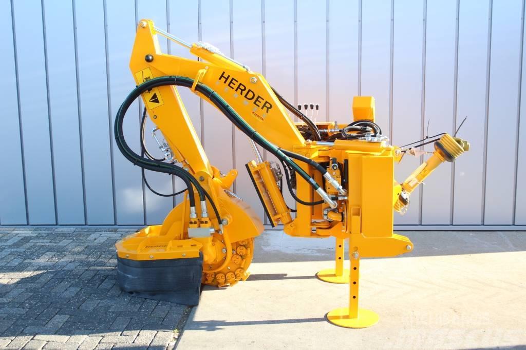 Herder Fermex SC-630H stobbenfrees / stump grinder