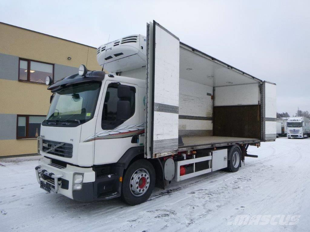 Volvo FE 280 4x2+SIDE OPENING+FULL AIR+MANUAL