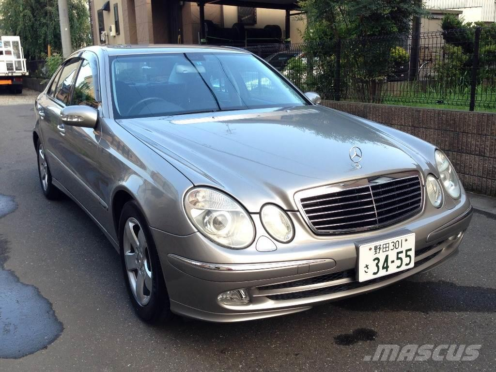 Used mercedes benz gh 211065c cars year 2003 price for Mercedes benz use
