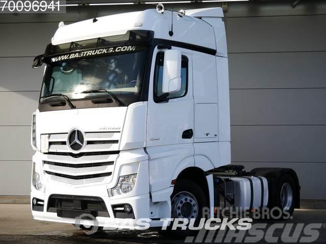Mercedes Benz Actros 1845 LS Retarder ACC Euro 5 German Truck, 2013, ...