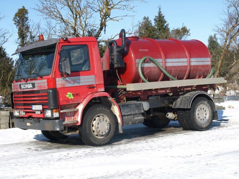 Scania P 93 ML