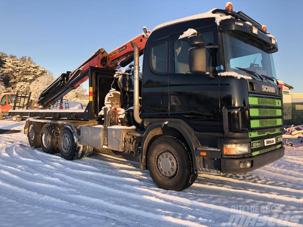 Scania 124 G