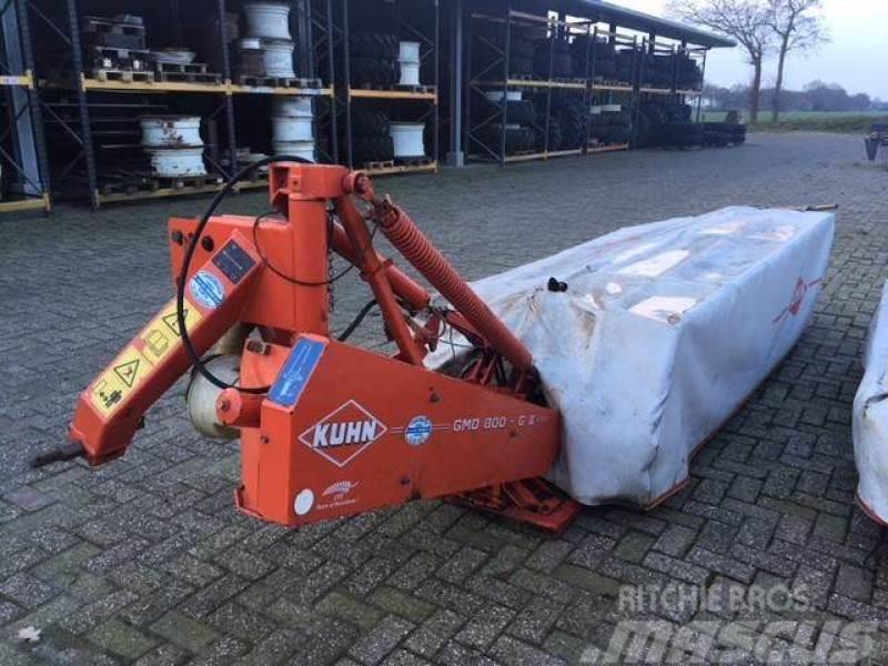 Kuhn GMD800 II MAAIER