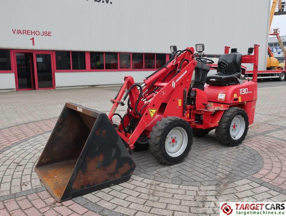 Weidemann 1130 CX30 Wheel Loader 4WD Diesel