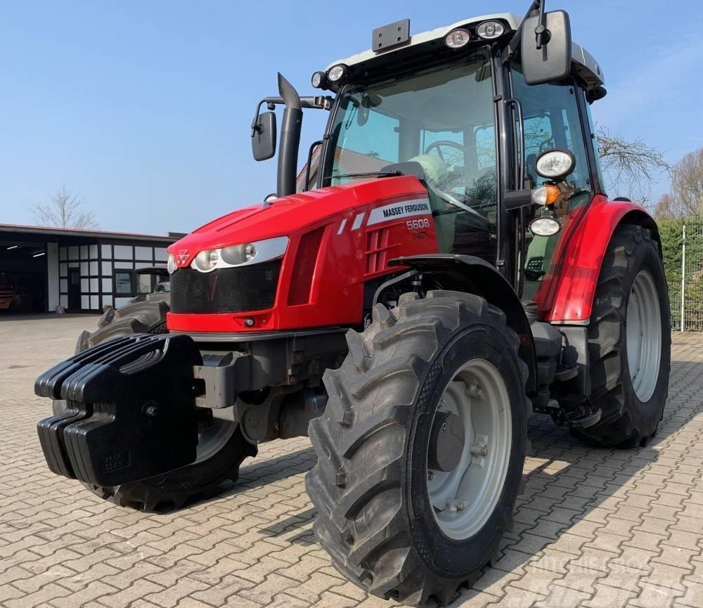 Massey Ferguson 5608 DYNA 4 Allrad Traktor