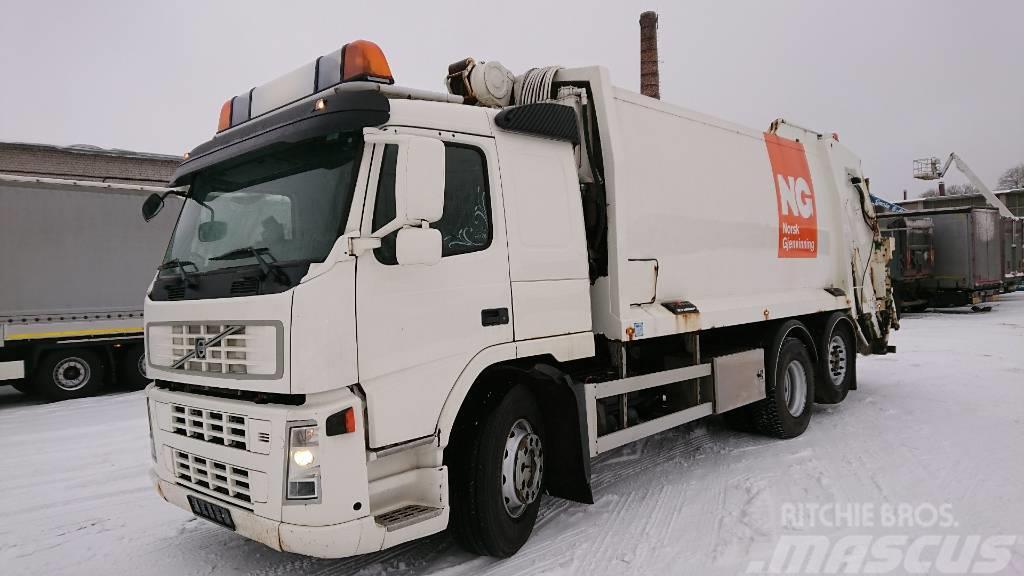 Volvo FM380 6X2*4 EURO 5 ,JOAB ANACONDA